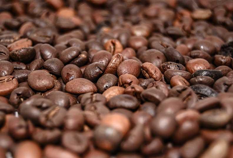 Aliments santé - le café