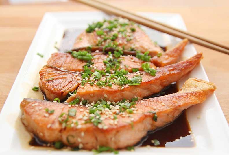 Aliments santé - Le saumon