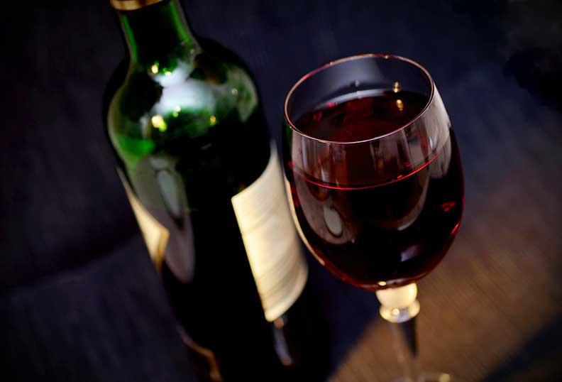 Aliments santé - Le vin rouge