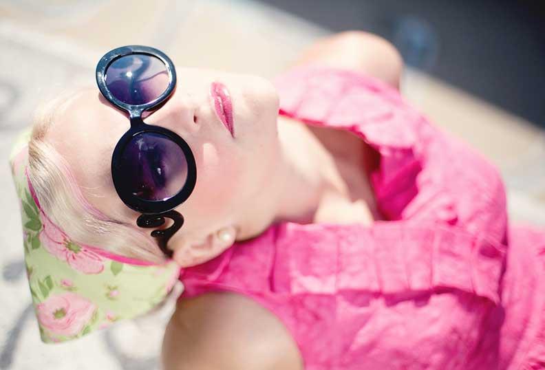 La lumière du soleil améliore l'humeur et la fatigue