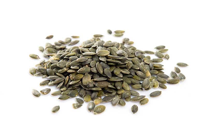 Les graines de courge sont des Aliments sans gluten