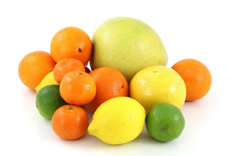 Les fruits jaunes oranges pour des antioxydants contre le cancer
