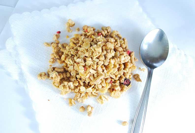 Le sarrasin est une céréale qui contient du sucre non raffiné